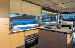 galley on 60 fly