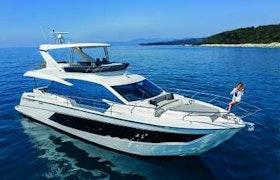 Absolute Yachts 62 Flybridge